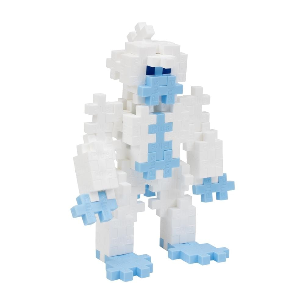 Plus-Plus: Yeti 70 pc. tube Plus-Plus Projects/Kits