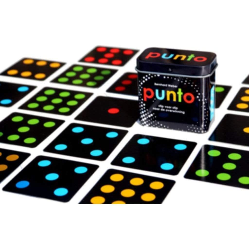 Punto Gamewright Board Games