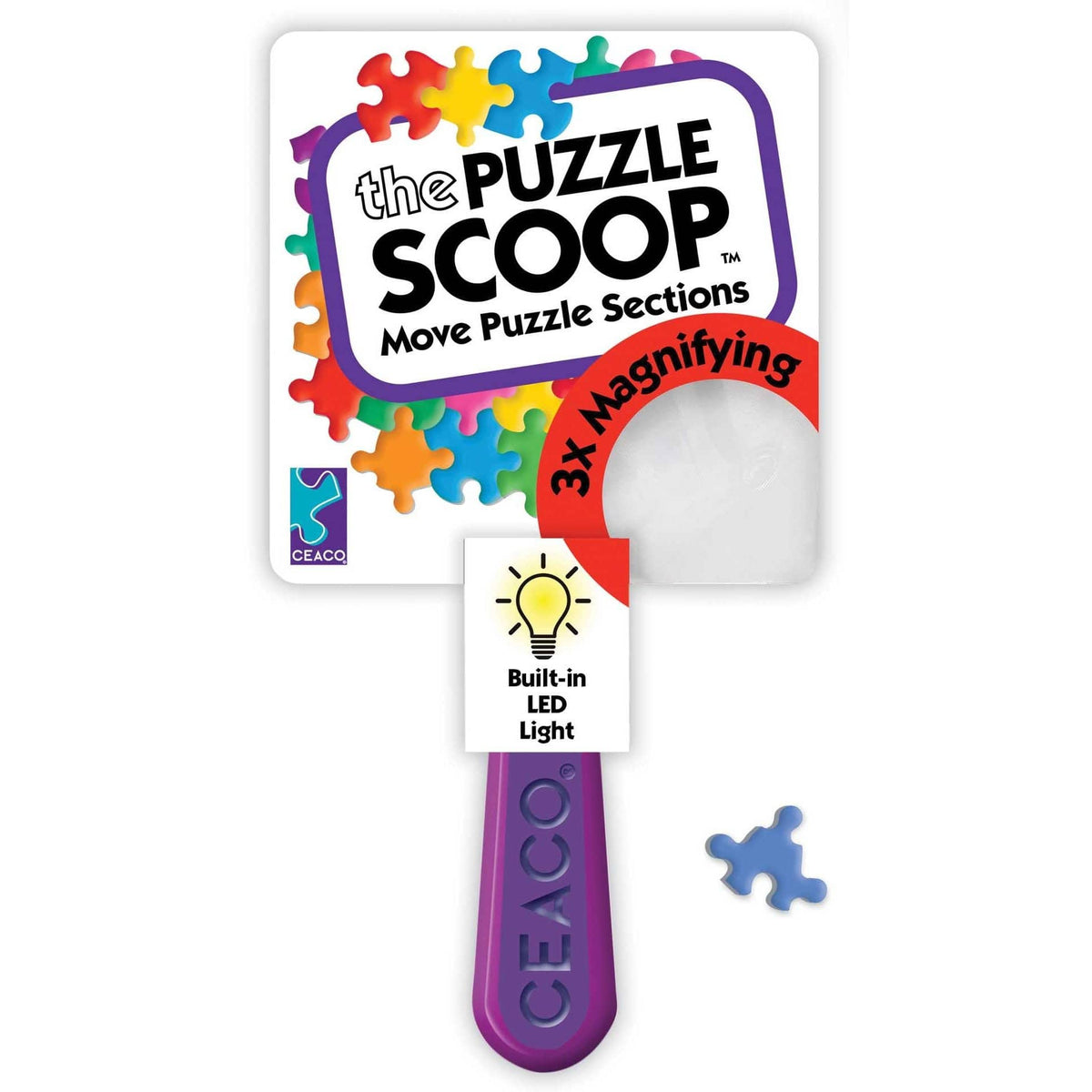 Puzzle Scoop Ceaco Puzzles/Playthings