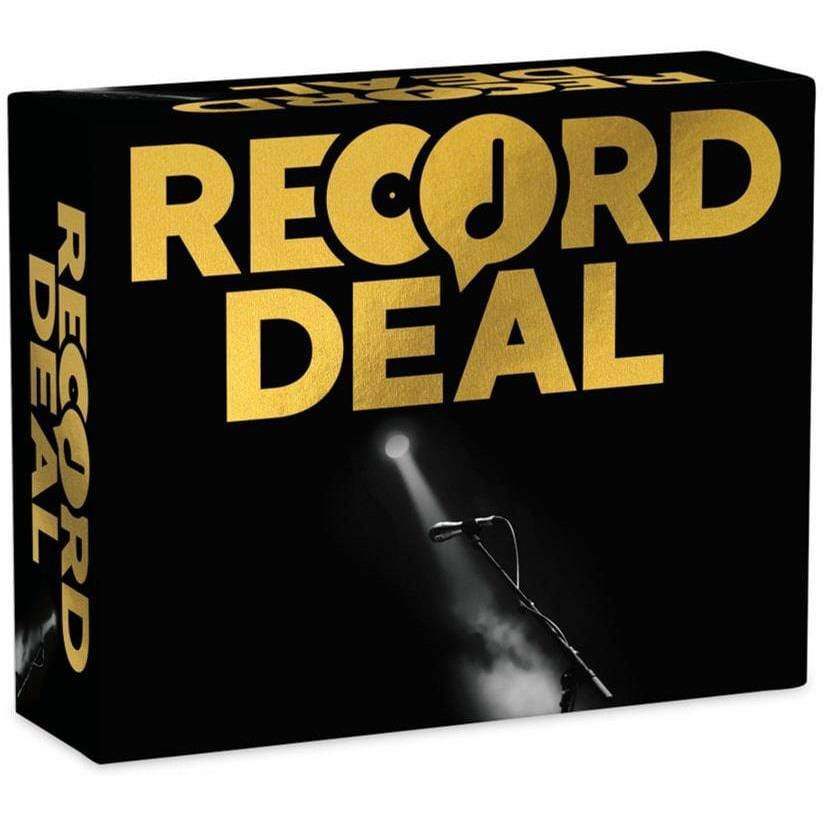 Record Deal Shenanigames Board Games