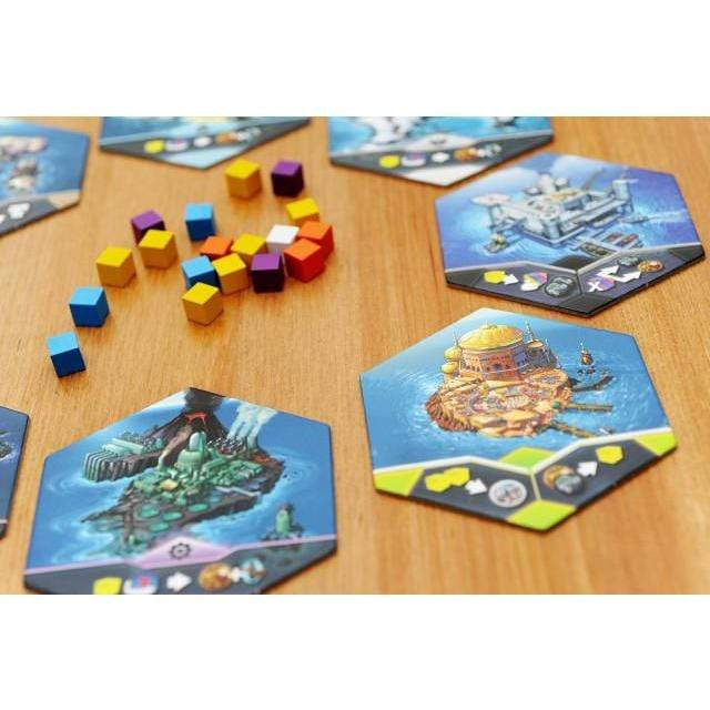 Ryu ACD Distribution Board Games