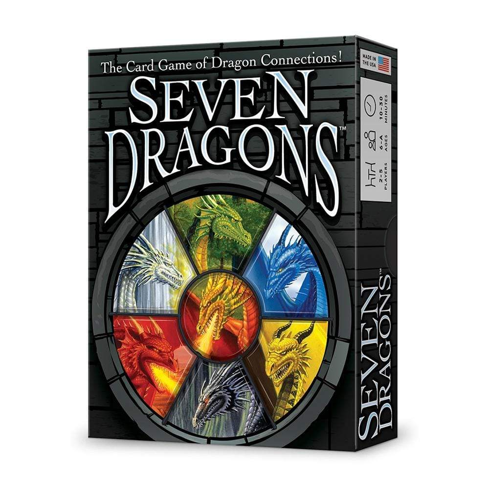Seven Dragons Looney Labs Board Games