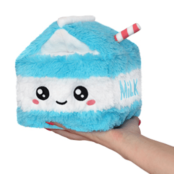 Squishable: Mini Milk Carton Squishable Plush