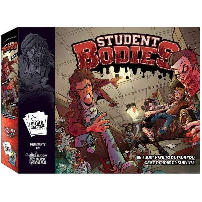 Student Bodies Alliance Games Board Games
