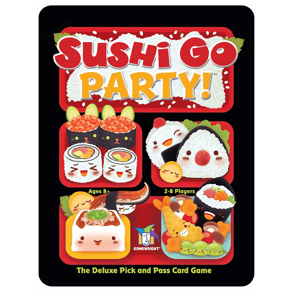 Sushi Go Party! Alliance Games Board Games