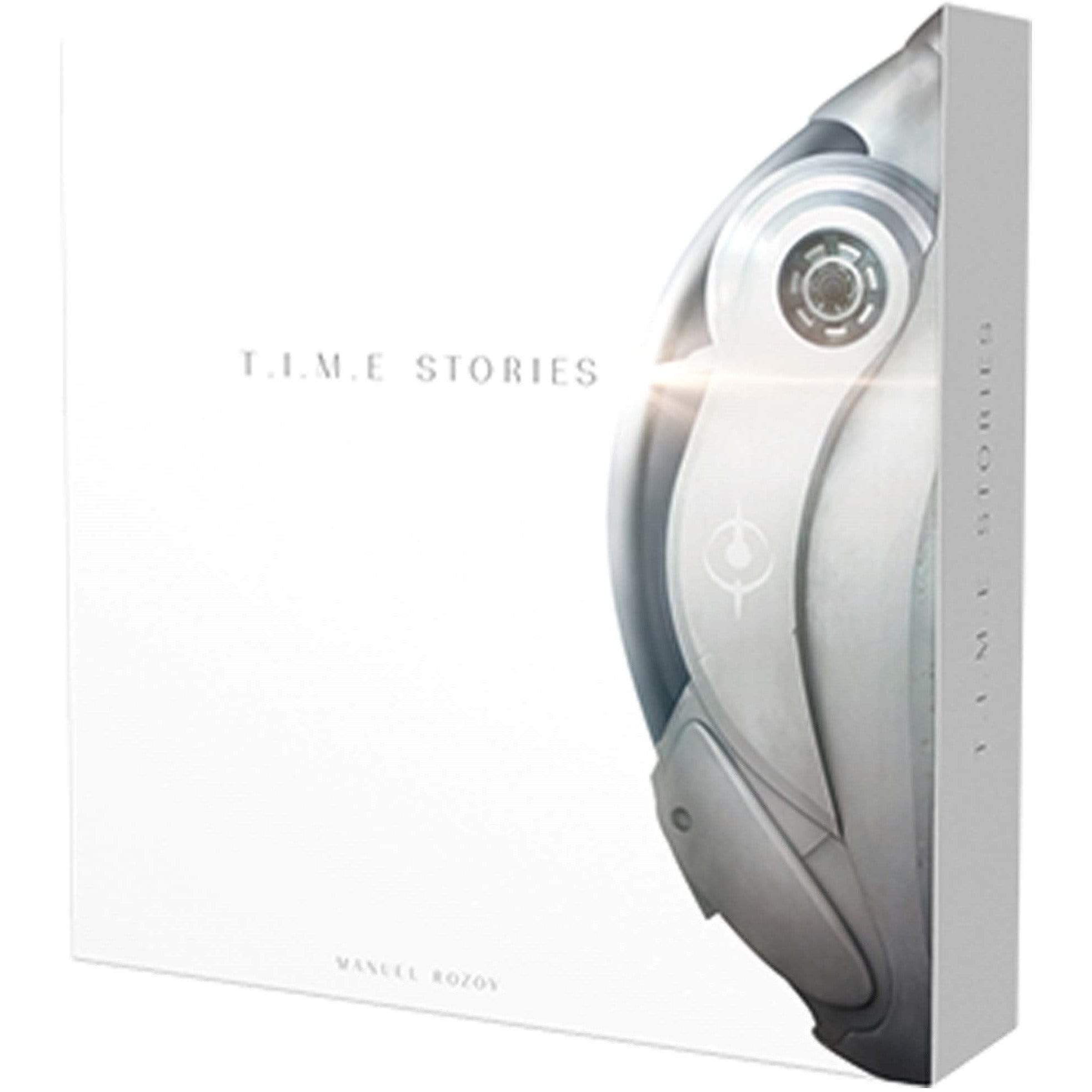 T.I.M.E Stories ACD Distribution Board Games