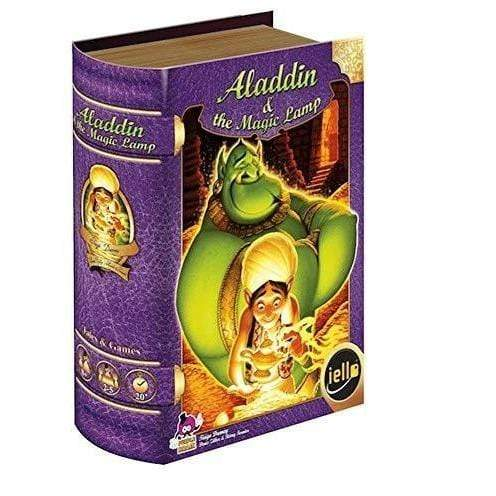 Tales & Games: Aladdin & The Magic Lamp ACD Distribution Board Games