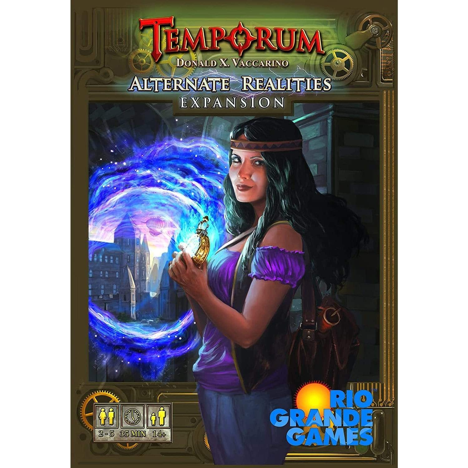 Temporum: Alternate Realities Expansion ACD Distribution Board Games