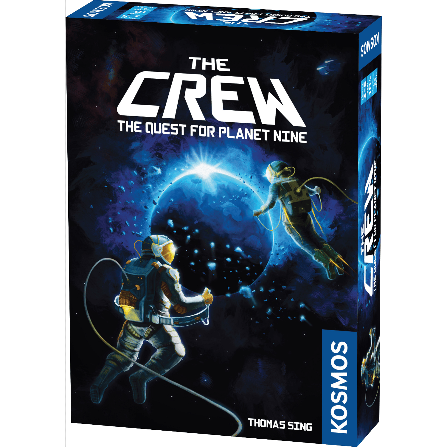 The Crew Thames & Kosmos Board Games