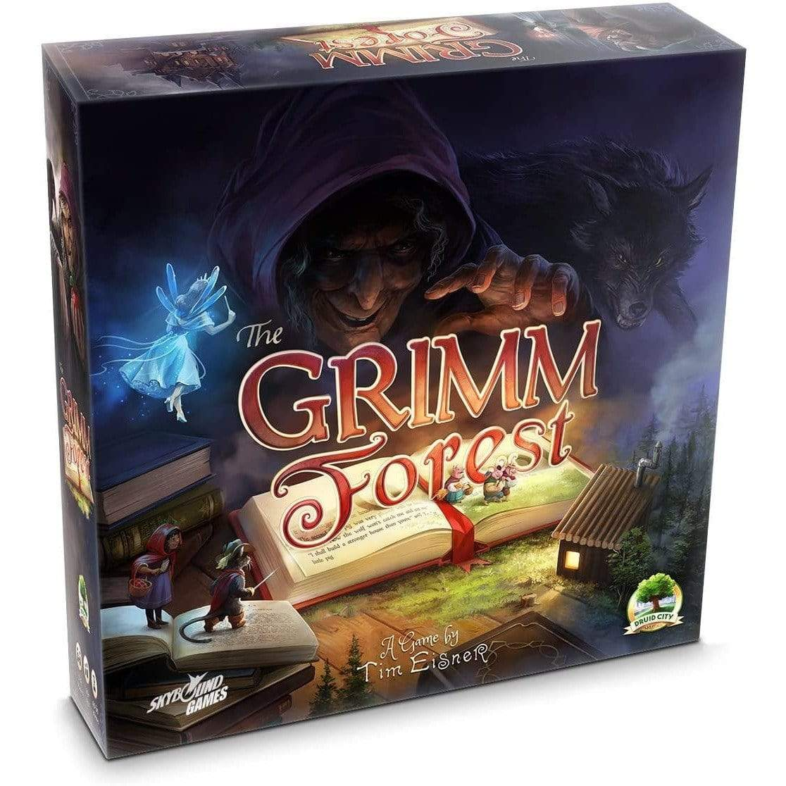 The Grimm Forest Druid City Games Board Games