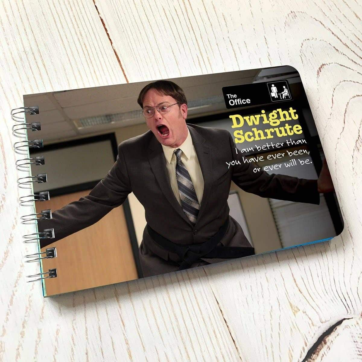 The Office: Dwight Schrute Quotes To Live By Papersalt Paper Products