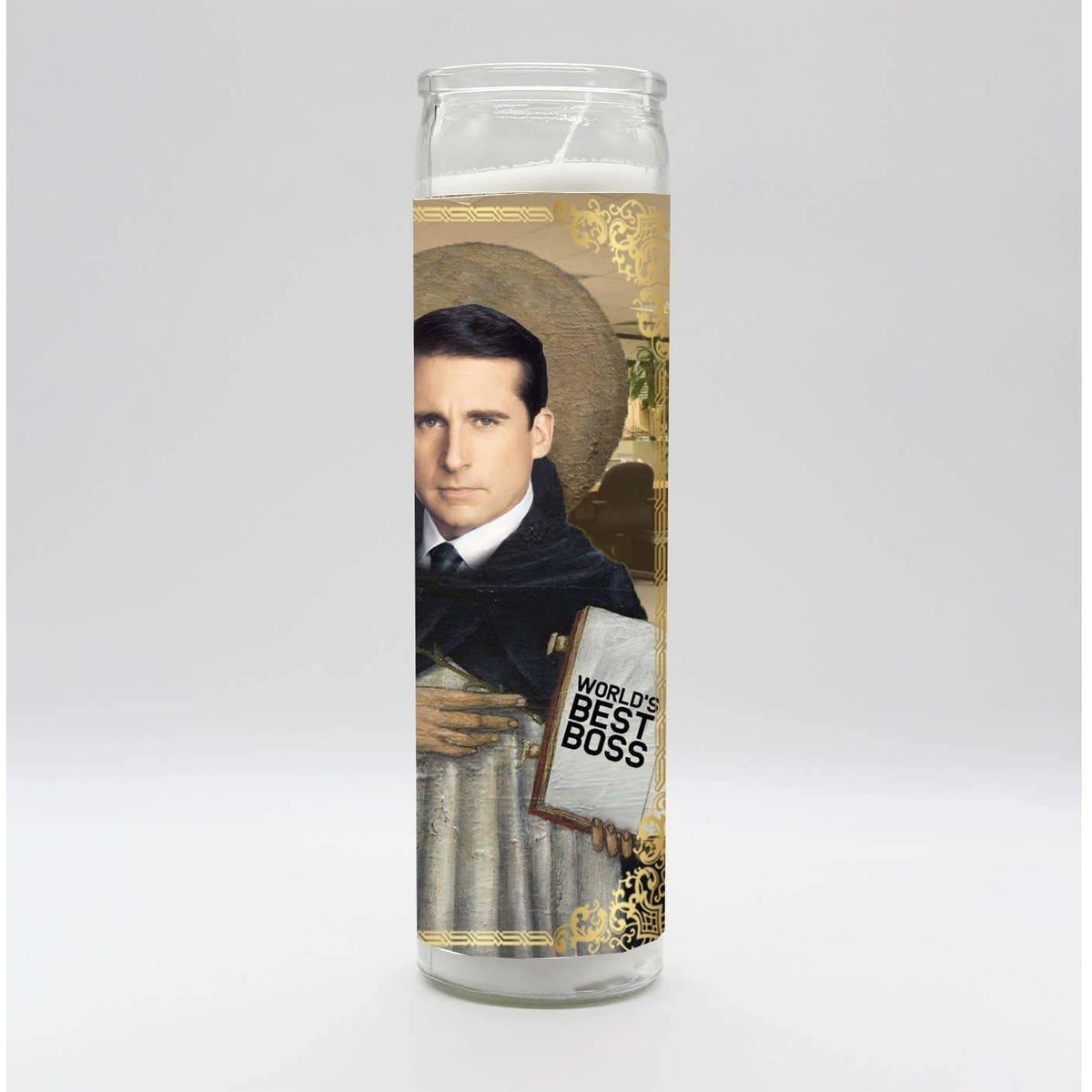 The Office: Michael Scott Candle BobbyK Boutique Home Decor/Kitchenware