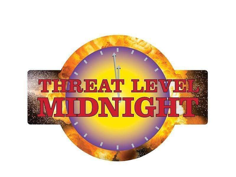 The Office: Threat Level Midnight Sticker Papersalt Paper Products
