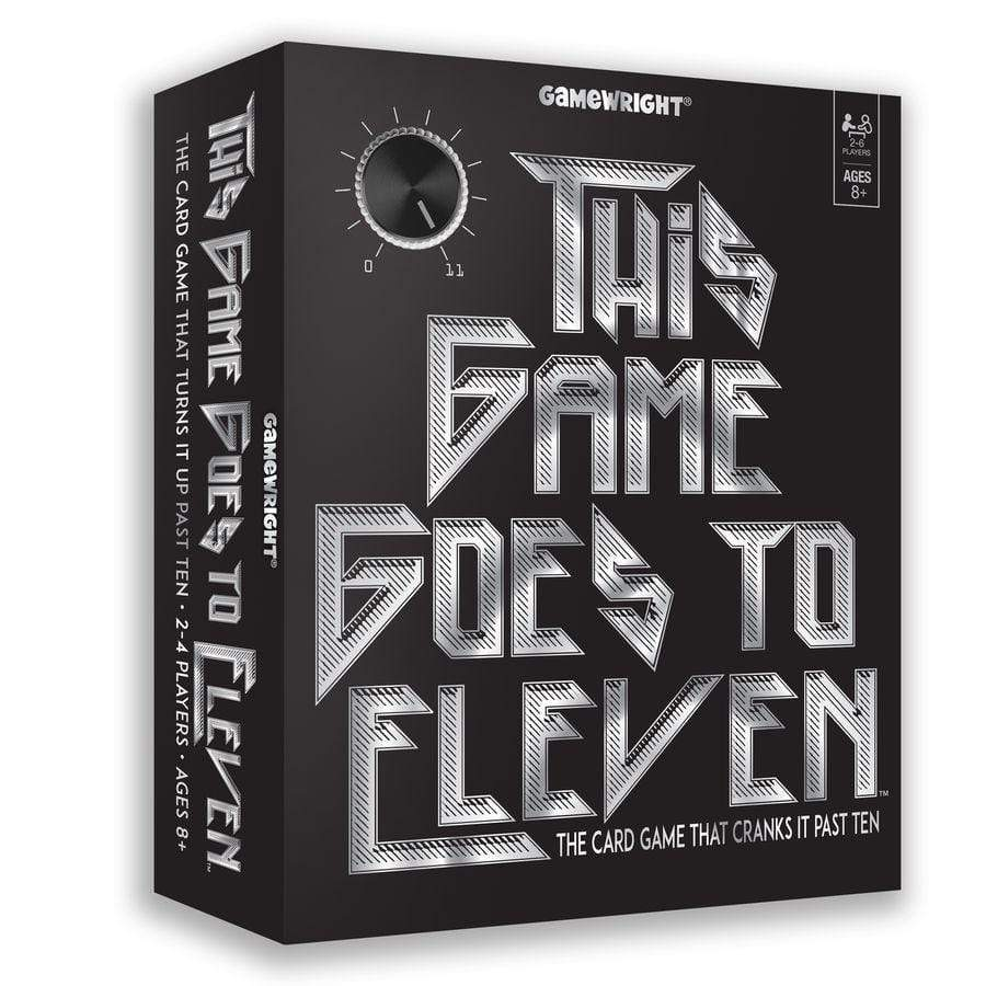 This Game Goes To Eleven Gamewright Board Games