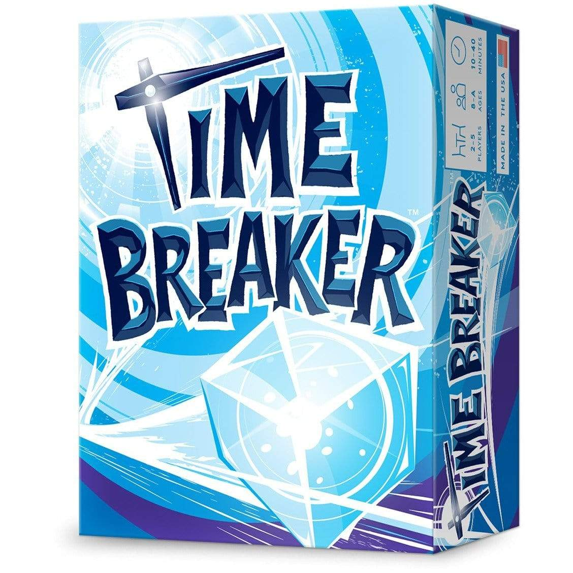 Time Breaker Looney Labs Board Games