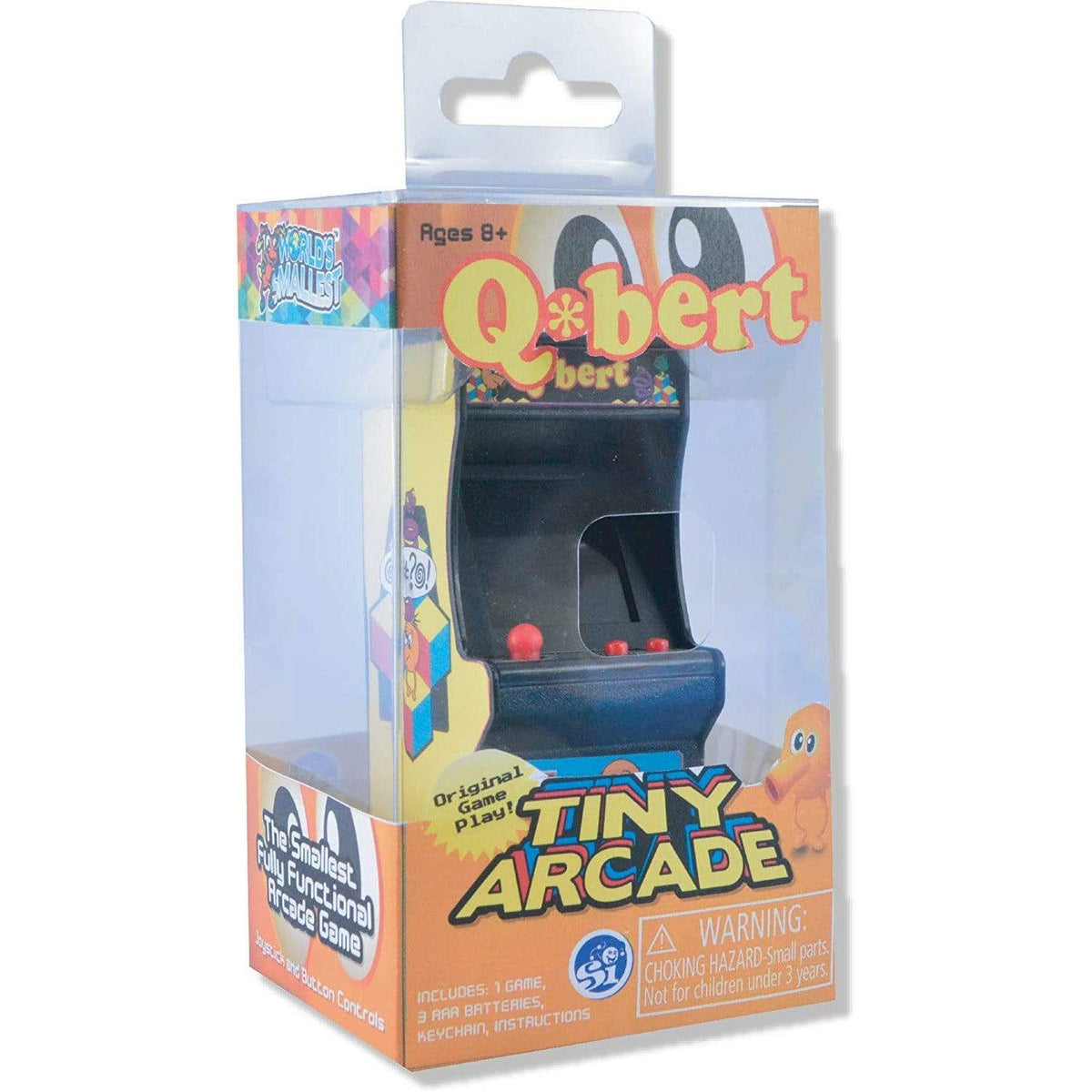 Tiny Arcade: Q*bert Super Impulse Tech Stuff