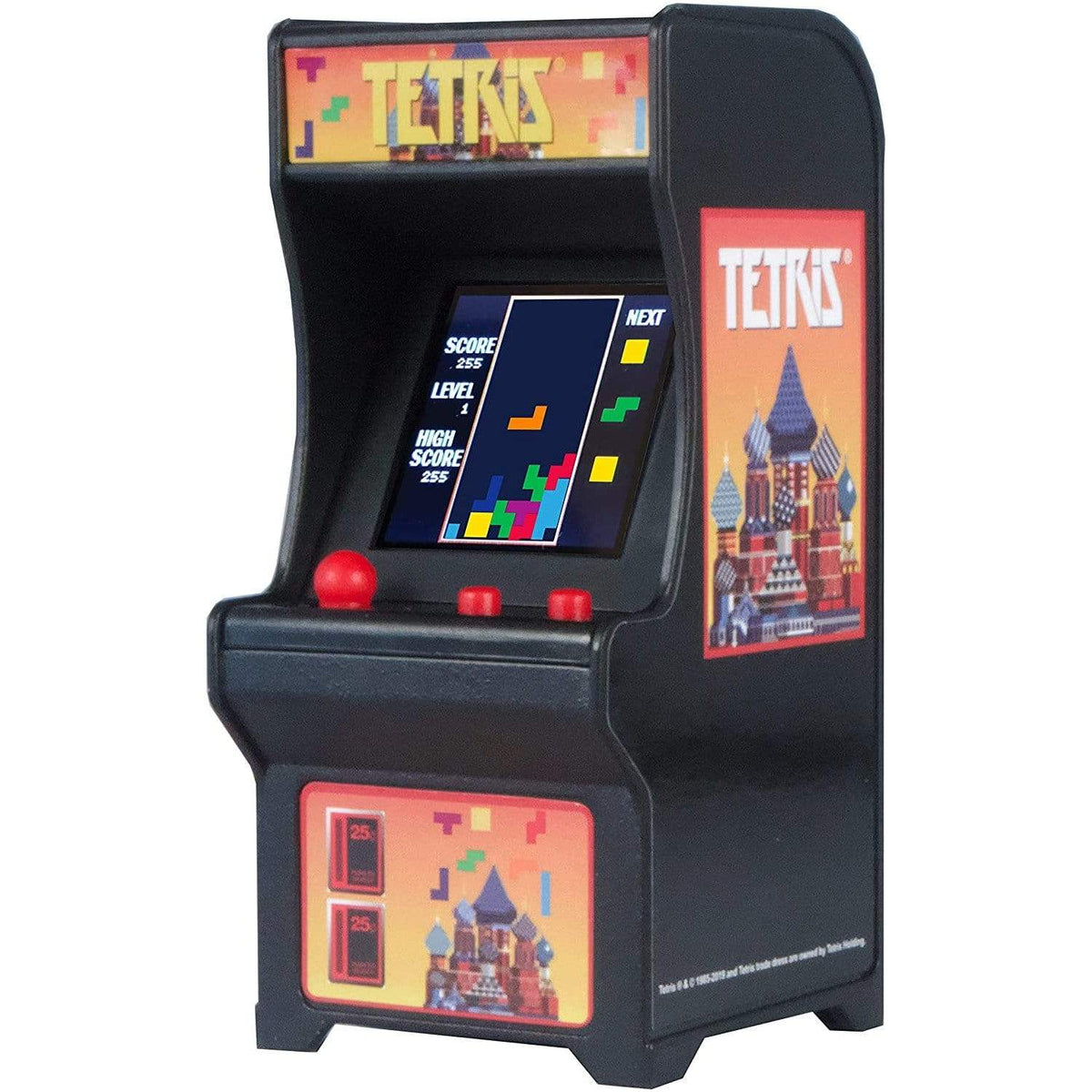 Tiny Arcade: Tetris Super Impulse Tech Stuff
