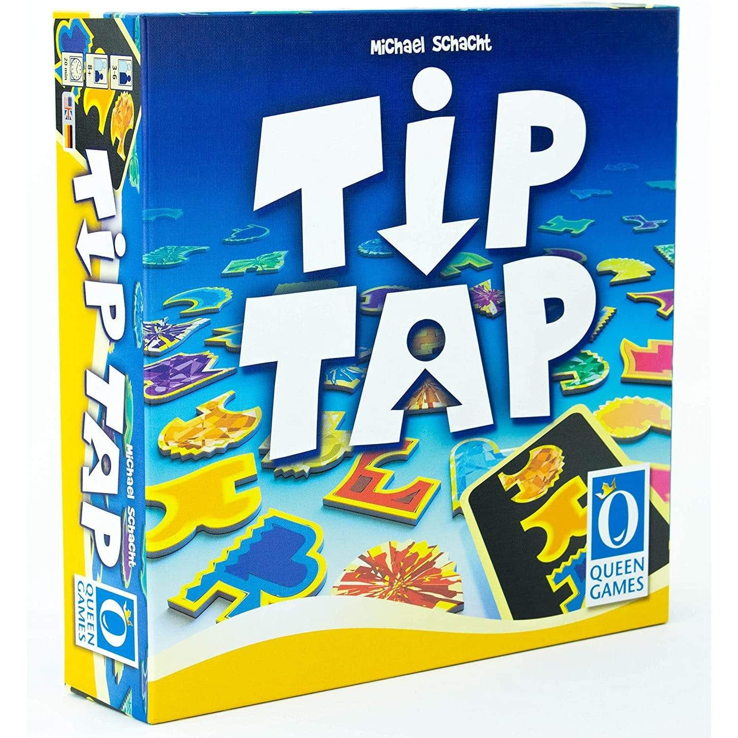 Tip Tap ACD Distribution Board Games