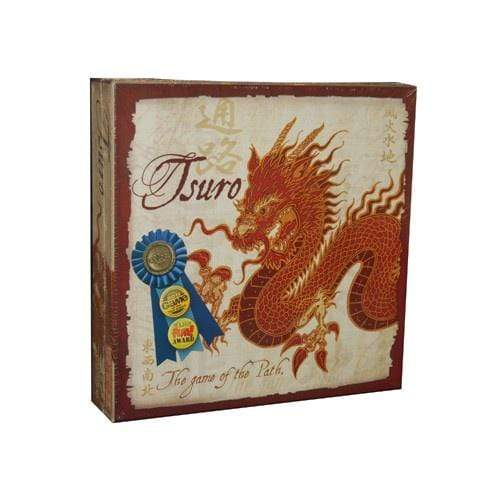 Tsuro: The Game Of The Path Alliance Games Board Games