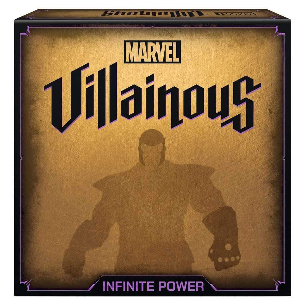 Villainous: Marvel-Infinite Power Ravensburger Board Games