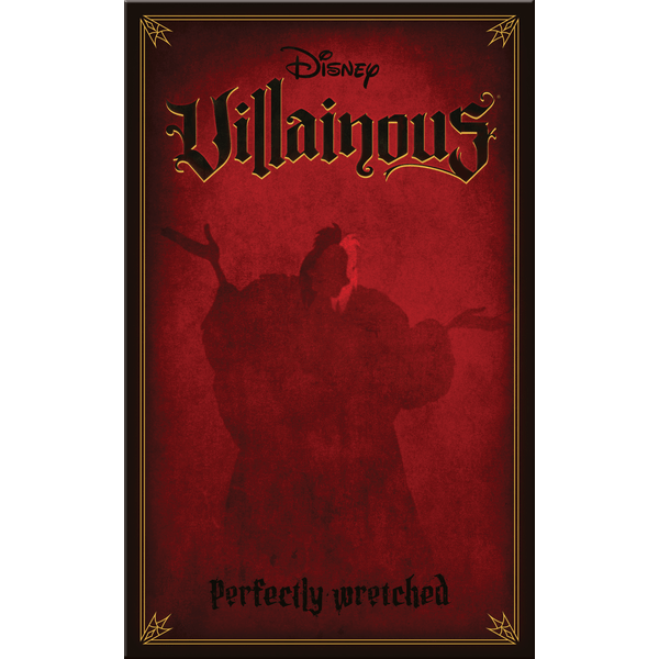 Villainous: Perfectly Wretched Ravensburger Board Games