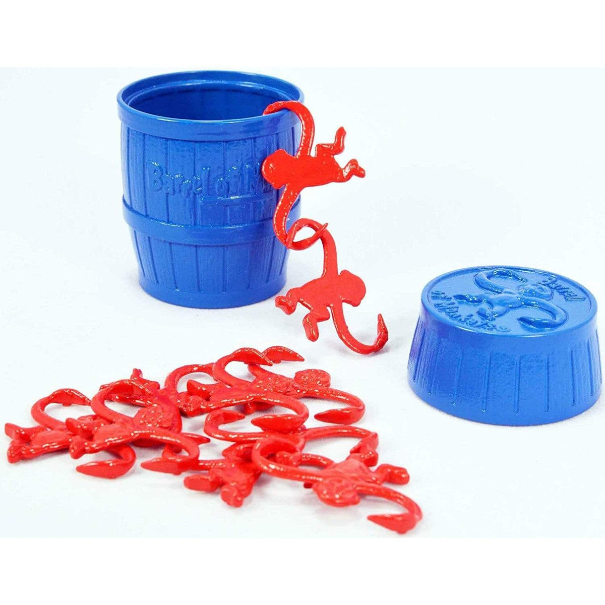 World's Smallest: Barrel of Monkeys Super Impulse Puzzles/Playthings