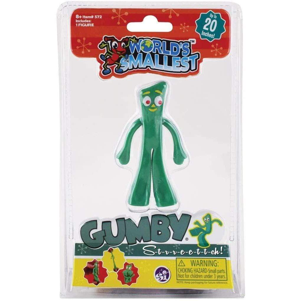 World's Smallest: Gumby Super Impulse Puzzles/Playthings
