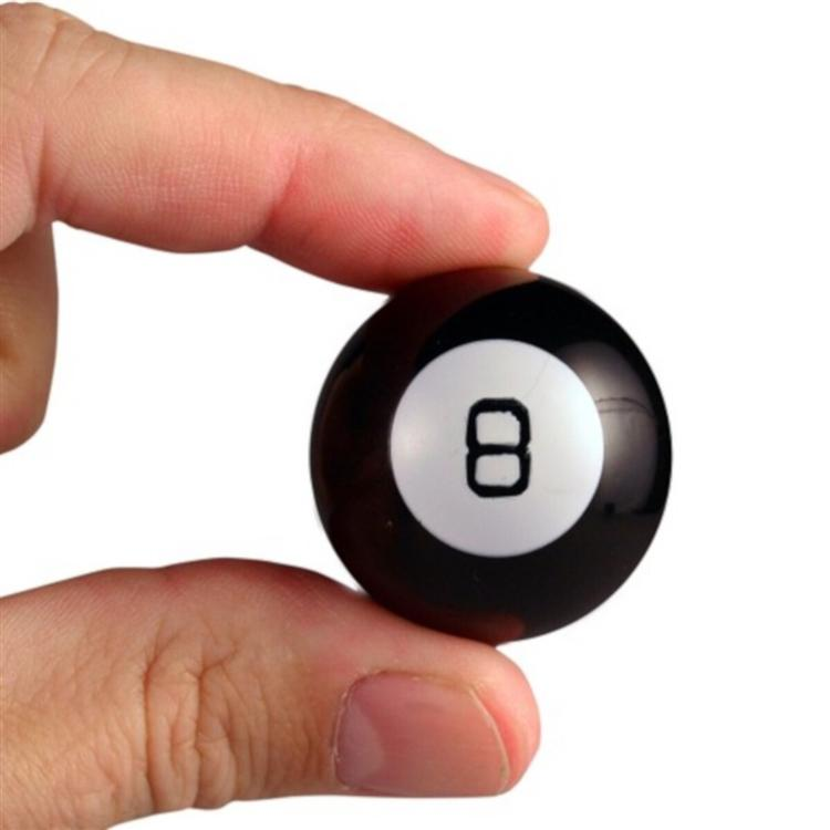 World's Smallest: Magic 8 Ball Super Impulse Puzzles/Playthings