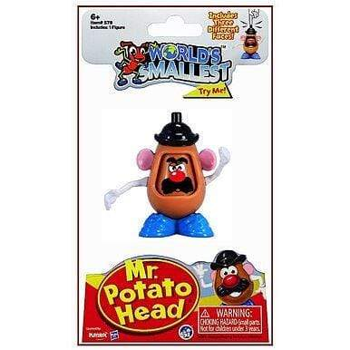 World's Smallest: Mr. Potato Head Super Impulse Puzzles/Playthings