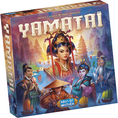Yamataï ACD Distribution Board Games