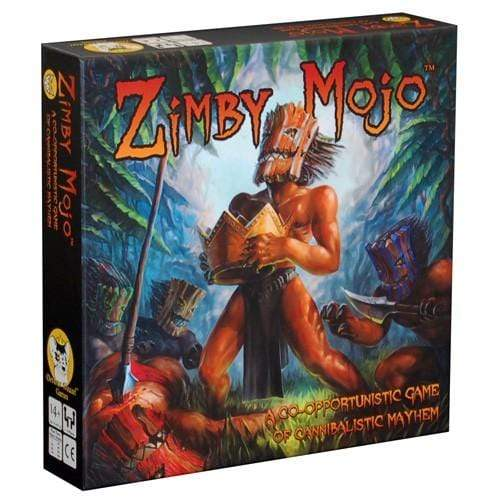 Zimby Mojo ACD Distribution Board Games