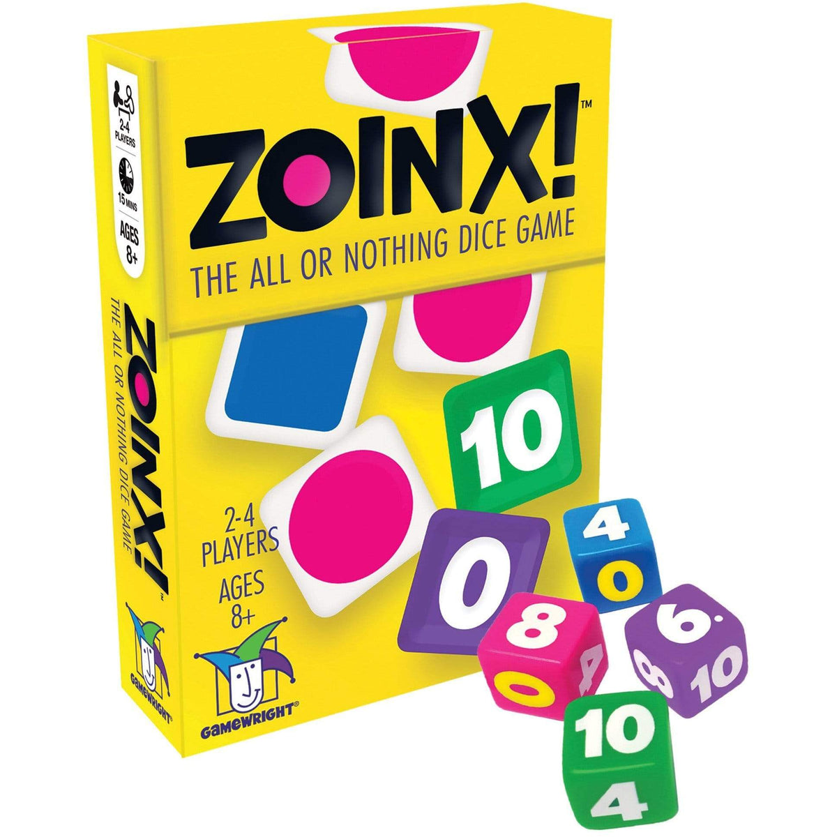 Zoinx Gamewright Board Games