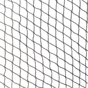 Instahut 5 x 30m Anti Bird Net Netting - Black