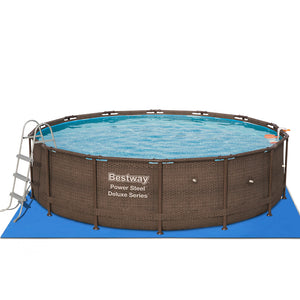 Bestway Steel Frame Above-ground Pool