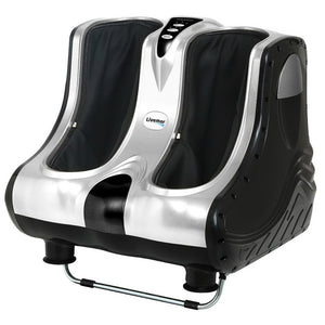 Livemor Calf & Foot Massager - Silver