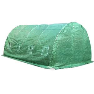 Green Fingers All Weather Tunnel Greenhouse 4m