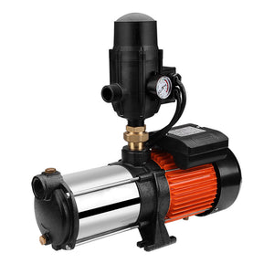 Giantz Multi Stage High Pressure Water Pump Garden Farm Rain Tank Irrigation