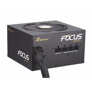 SeaSonic 450W FOCUS Gold PSU (SSR-450FM)