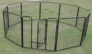 10 x 1200 Tall Panel Pet Exercise Pen Enclosure
