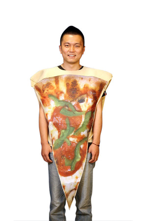 Pizza Slice One Size Fits all Adults Costume