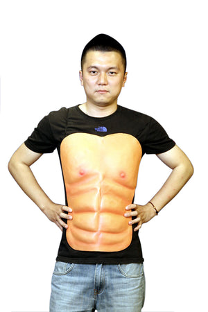 Muscle Man One Size Fits all Adults Costume