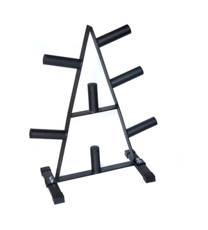 Olympic Weight Plate Storage Rack 250kg Capacity