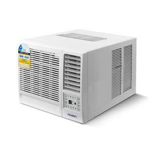 Devanti Window Air Conditioner Portable 2.7kW Wall Cooler Fan Cooling Only
