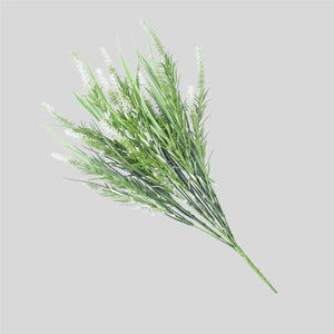Long Stem White Lavender 50cm UV Resistant