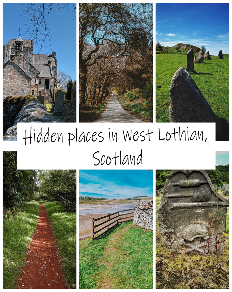 Hidden places to discover around Livingston, West Lothian
