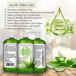 Aloe Vera Gel with Tea Tree Oil