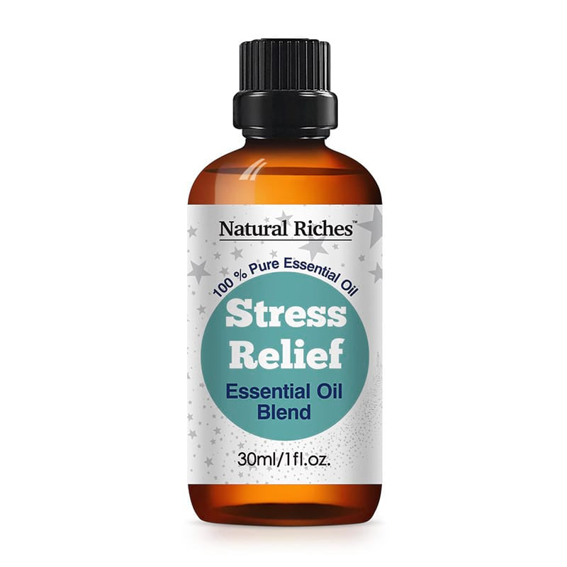 Stress Relief Essential Oils  Synergy Blend ( Anxiety Relief)