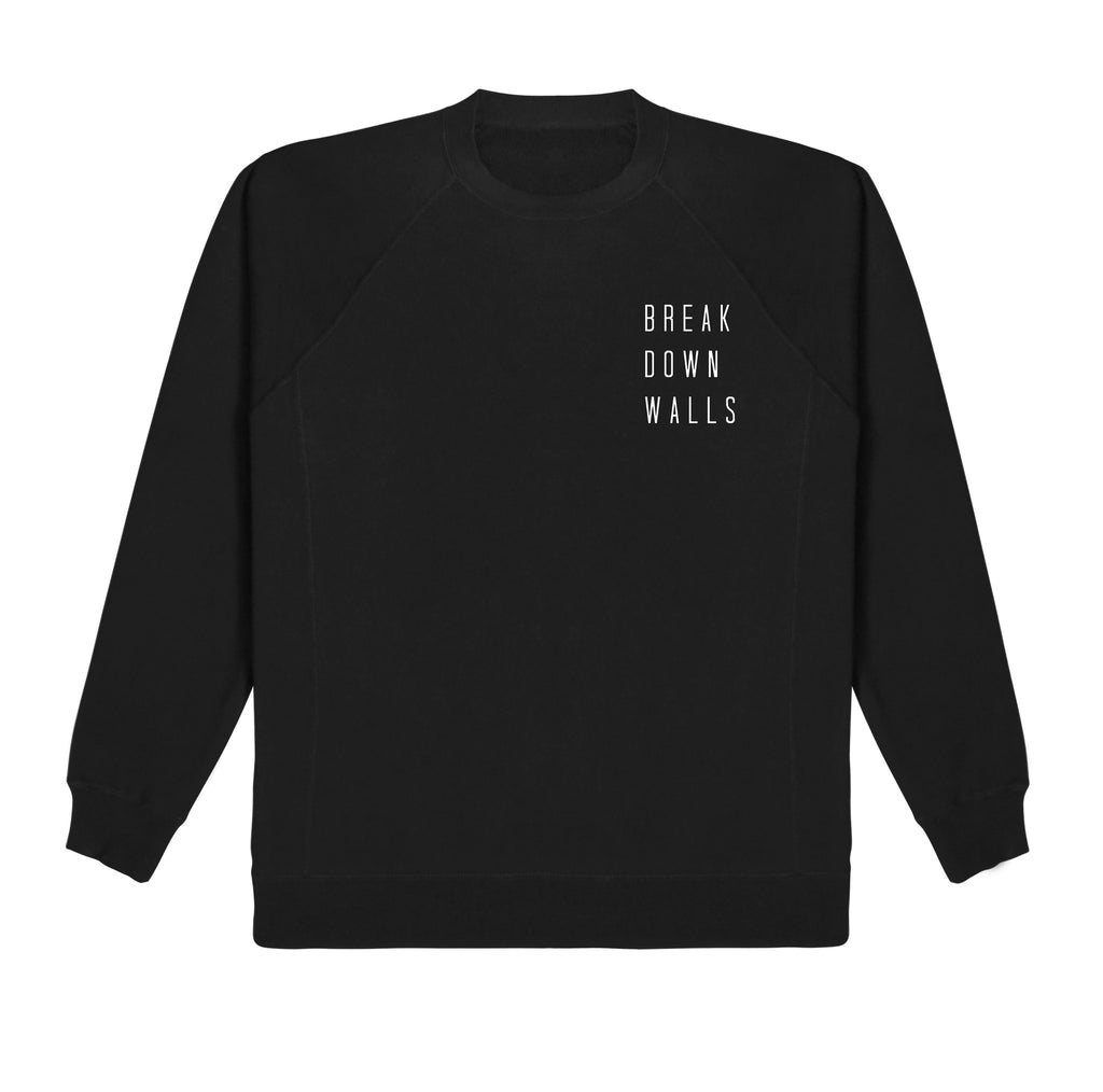 BDW Crewneck Sweater - Black