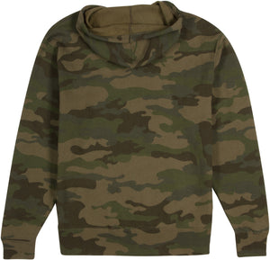 Essential Hoodie - Forest Camo