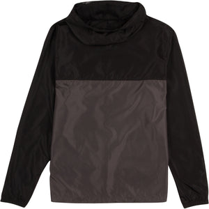 Essential Windbreaker - Black / Shadow
